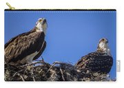 Ospreys In The Nest Carry-all Pouch