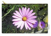 Osteospermum - African Daisy - Pink Carry-all Pouch