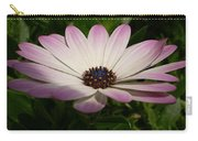 Osteospermum Whiter Shade Of Pale Carry-all Pouch