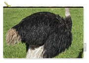 Ostrich 1 Carry-all Pouch