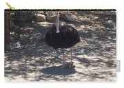 Ostrich Dance Carry-all Pouch