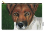 Otis Jack Russell Terrier Carry-all Pouch
