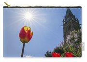 Ottawa Tulip Festival Carry-all Pouch