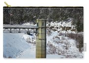Otter Brook Dam Carry-all Pouch