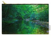 Otter Creek Reflection  Carry-all Pouch