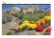 Ott's Greenhouse - Chrysanthemum Hill - Schwenksville - Pa Carry-all Pouch