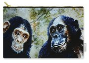 Our Closest Relatives Carry-all Pouch