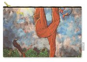 Our Dance With Nature Carry-all Pouch