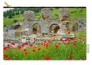 Our Entry Into Ephesus And Its Baths-turkey Carry-all Pouch