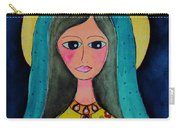 Our Lady Carry-all Pouch