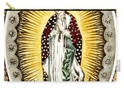 Our Lady Of Guadelupe 1848 Carry-all Pouch