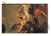 Our Lady Of Mount Carmel  Carry-all Pouch
