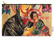 Our Lady Of Perpetual Help Icon Carry-all Pouch