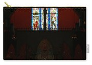 Our Lady Of The Atonement Carry-all Pouch