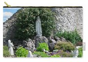 Our Lady Of The Woods Shrine Lll Carry-all Pouch