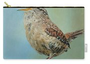 Our Little Wren Carry-all Pouch