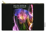 Our Love Is Now Forever Entwined Carry-all Pouch