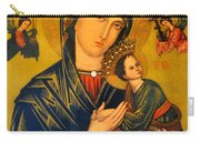 Our Mother Of Perpetual Help Rome Carry-all Pouch
