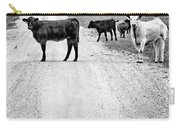 Our Way Or The Highway Bw Carry-all Pouch