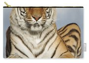 Out Of Africa Tiger 4 Carry-all Pouch