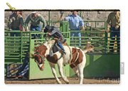 Out Of The Chute Carry-all Pouch