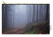 Out Of The Mist - Casper Mountain - Casper Wyoming Carry-all Pouch