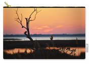 Ocean City Sunset Out On A Limb Carry-all Pouch