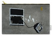 Out The Window Carry-all Pouch
