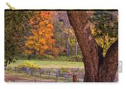 Out To Pasture Carry-all Pouch by Joann Vitali