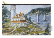 Out To Sea By Prankearts Carry-all Pouch