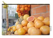 Outdoor Fruit Juice Stall  Carry-all Pouch