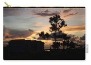 Outer Banks North Carolina Sunset Carry-all Pouch