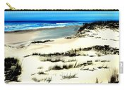 Outer Banks Sand Dunes Beach Ocean Carry-all Pouch