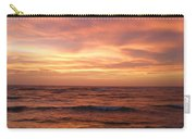 Outer Banks Sunset - Buxton - Hatteras Island Carry-all Pouch