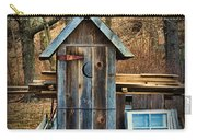 Outhouse - 5 Carry-all Pouch by Paul Ward