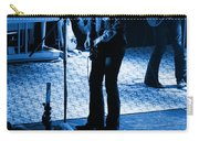 Outlaws #17 Blue Carry-all Pouch