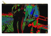 Outlaws #18 Art Psychedelic Carry-all Pouch
