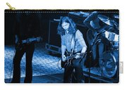 Outlaws #21 Crop 2 Blue Carry-all Pouch