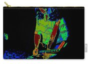 Outlaws #22 Art Psychedelic Carry-all Pouch