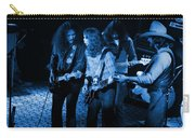Outlaws #26 Crop 2 Blue Carry-all Pouch