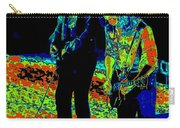 Outlaws #31 Crop 2 Art Psychedelic Carry-all Pouch