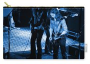 Outlaws #32 Crop 2 Blue Carry-all Pouch