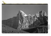 1m3621-bw-outlier Of  Mt. Murchison  Carry-all Pouch