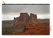 outside Moab Utah Carry-all Pouch