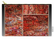 Outside The Box - Abstract Art Carry-all Pouch