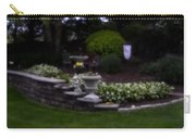 Outside The Garden  Pin-hole Photo Carry-all Pouch