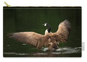 Outstretched Wings Carry-all Pouch