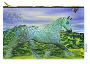 Over Oz's Rainbow Carry-all Pouch by Betsy Knapp