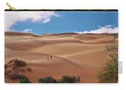 Over The Dunes Carry-all Pouch