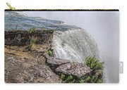 Over The Edge Niagara Falls Carry-all Pouch